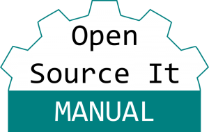 Open Source It Manual Logo